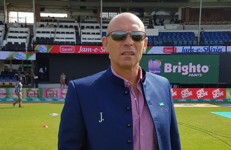 HBL PSL has helped Pakistan immeasurably, says Danny Morrison