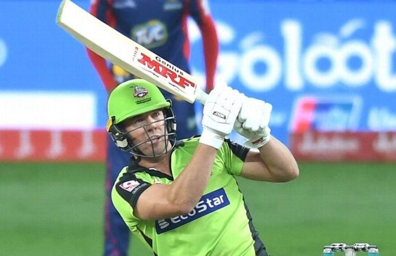 AB de Villiers out of Pakistan leg of the PSL